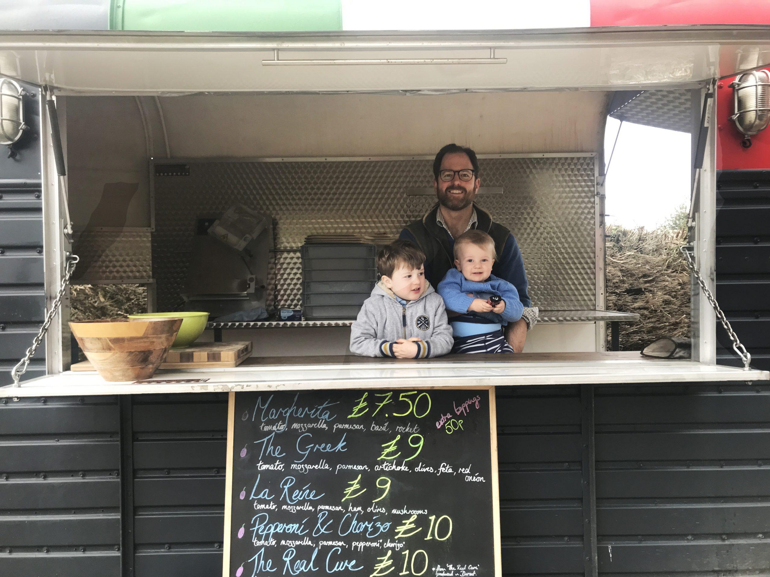 Love Pizzetta - The Family